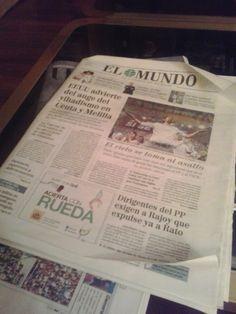 Compro un periódico