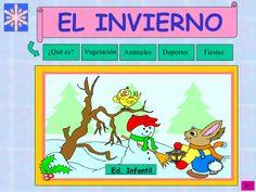 El Invierno by Evacerescobar via slideshare