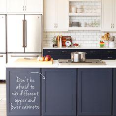 Eight ways to update your kitchen