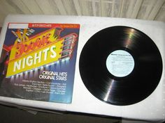 Various - Boogie Nights USA 1978 Lp vg++