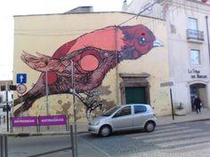 Street art in Setúbal