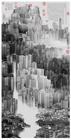 "@杨泳梁 Yang Yongliang  ""Paris-Beijing"""