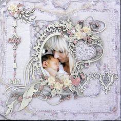 Life's little Embellishments: My Baby ***Maja Design***