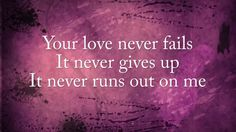by Jesus Culture