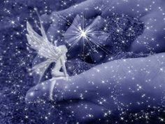 Starlite fairy.. Forest Creatures, Magical Creatures, Fantasy Creatures, Fairy Dust, Fairy Land, Fairy Tales, Beautiful Fantasy Art, Beautiful Fairies, Types Of Fairies