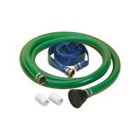 Apache Pump Hoses with Combo Kit — 2in., Model# 98128615