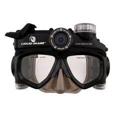 Liquid Image XSC 324 Digital Camera with 1x Optical Zoom and 1-Inch LCD Screen (Black) $299.00 #underwater #ski #camera
