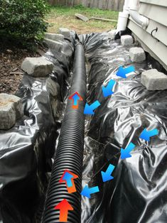 FAZIO WATERPROOFING Drainage and waterproofing solutions in Albany & Schenectady NY. We fix water drainage problems that cause a wet leaky basement and leaking foundation walls. Contact us for installation and repair of drainage systems. Sump Pump Drainage, Rainwater Drainage, Water Drainage System, Gutter Drainage, Backyard Drainage, Landscape Drainage, Backyard Landscaping, Window Well Installation, French Drain Installation