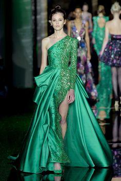 Zuhair Murad Couture Spring 2017 – WWD