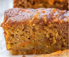 Recette facile de pain aux pommes et aux carottes