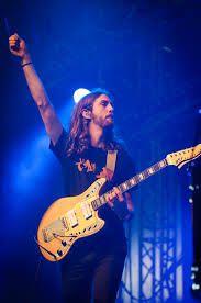 Wayne Sermon his guitar is life