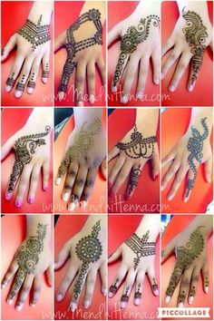 Easy Mehndi Designs, Latest Mehndi Designs, Bridal Mehndi Designs, Indian Henna Designs, Beautiful Henna Designs, Bridal Henna, Mehndi Tattoo, Henna Tattoo Designs, Henna Mehndi