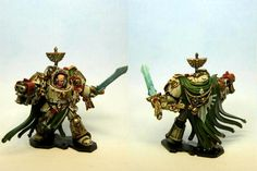 Dark Angels, Deathwing, Space Hulk, Space Marines, Terminator Armor