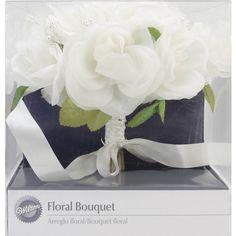 "Wilton Wedding Bouquet 8-1/2""Diameter-French"