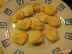 OCTOVÉ CUKROVÍ (SRDÍČKA) - pokud neobalíte, vhodné i pro diabetiky Cookies, Ethnic Recipes, Diabetes, Desserts, Food, Crack Crackers, Tailgate Desserts, Deserts, Biscuits