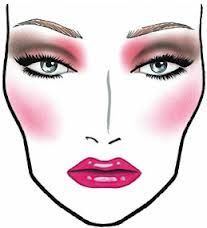 barbie mac face chart - Google Search