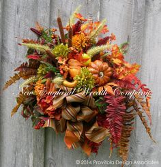 Hey, I found this really awesome Etsy listing at https://www.etsy.com/listing/200746289/fall-wall-bouquet-fall-wreaths-autumn