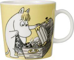 Moomin Mugs. Arabia Finland with beloved Finnish characters Nordic Home, Scandinavian Home, Moomin Mugs, Tove Jansson, Cute Mugs, Marimekko, My Collection, Just In Case, Branding Design