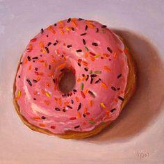 Abbey Ryan's Food Paintings