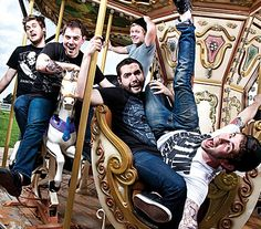 A Day To Remember- I don't know where I would be without your great music. <3