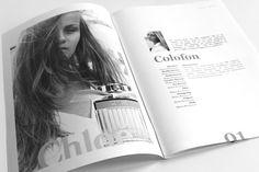 Binnenkant portfolio magazine