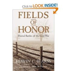 Another Civil War book I want to read.
