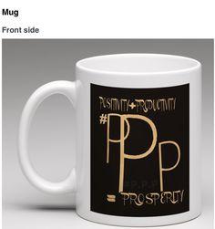 #PPP LOGO MUG