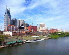 Nashville, TN- home of country music