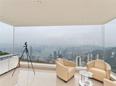 Unrivalled views Apartment with Sensational Interior Design with Floor-to-ceiling windows in Hong Kong