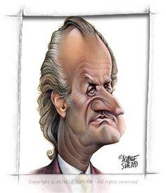 King Juan Carlos (Spain) Vaya tela de rey