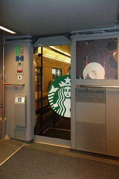 SBB - Starbucks on rails | Flickr - Photo Sharing!