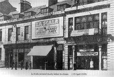 Aberdeen Cinemas  La Scala Cinema - later demolished to build The Majestic (also now demolished)