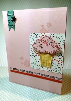 Stress-Free Stamping with Shana: The Stamp Review Crew: Sprinkles of Life Edition