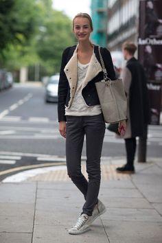London Street Style Spring 2014
