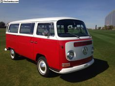!1969 vw Bus