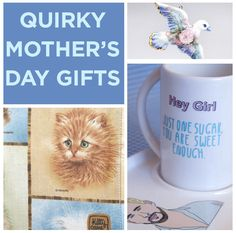 50 Quirky Gift Ideas To Make Your Mother's Day #gifts #mothersday #giftideas #buzzfeed #DIY #crafts #holiday