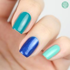 Maybelline Color Show - swatch by frischlackiert