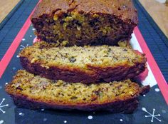 Easy banana nut bread!