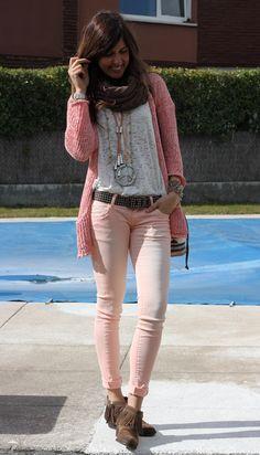 salmon for my knit jacket-55432-mytenida