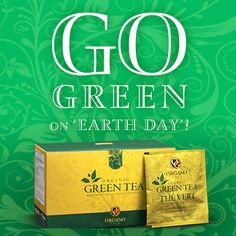 How are you going green on Earth Day?