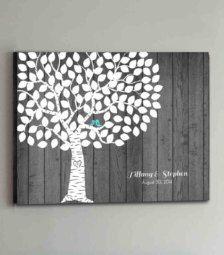 Gastenboeken opPapierwaren - Etsy Bruiloften