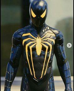 an amazing Spider-Man cosplay, Marvel Comics, Marvel Comic Universe, Marvel Heroes, Marvel Characters, Marvel Cinematic, Marvel Avengers, Comics Universe, Spiderman Suits, Black Spiderman