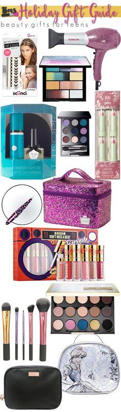 holiday gift guide 2015 gifts for teens teen christmas giftschristmas makeupxmas