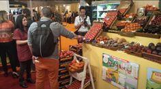Clientes con preguntas sobre como utilizar nuestros tomates REYROSA. Este en particular al tomate para untar.
