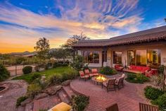 Scottsdale Horse Property For Sale in 85262. Includes Rio Verde Foothills area. FREE List of properties from all companies in the MLS. SHOP NOW!  $1,898,000, 5 Beds, 6 Baths, 7,348 Sqr Feet  An absolute rare find, this incredible, meticulously maintained, elevated gated equine luxury property in North Scottsdale includes a beautifully designed custom residence with guest house and custom 4-stall barn on over 5 lush landscaped acres. Picturesque windows capture the lush grounds, fruit..