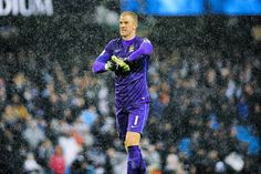 Rumours abound that #JoeHart could be joining #ManchesterUnited or #Arsenal after his loan spell at #Torino. #controversial #northwest #manchestercity #mancity #mcfc #ManUtd #mufc #Turin #Manchester #MCR #sportsphotography #transferrumours #rain #itk #citeh #goalkeeper