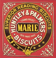 Huntley & Palmers Superior Reading Biscuits