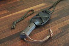 Bushcraft Knives, Survival Knife