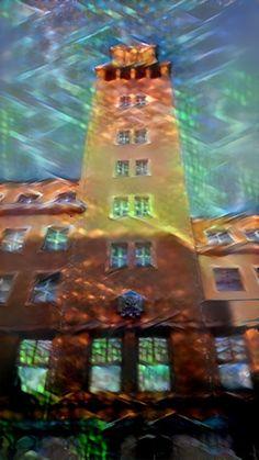 Kris Mo • Deep Dream Generator Empire State Building, Deep, Travel, Viajes, Destinations, Traveling, Trips