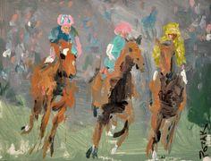 Horse race - Russ Potak